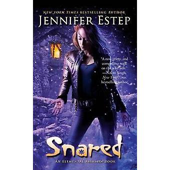 Snared by Jennifer Estep - 9781501142277 Book