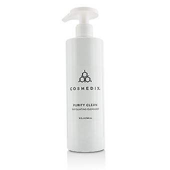 Cosmedix Purity Clean Exfoliating Cleanser - Salon Size - 360ml/12oz