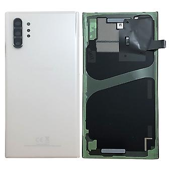 Samsung GH82-20588B Battery Cover Cover for Galaxy Note 10 Plus N975F Aura White Spare Part