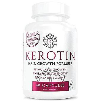 Kerotin Hair Growth Vitamin Supplements
