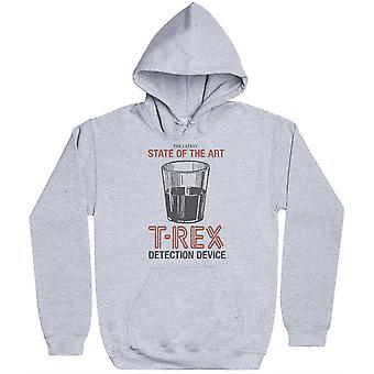 T-Rex Detection - Mens Hoodie