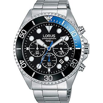 LORUS quartz men's Watch with stainless steel band RT315GX9