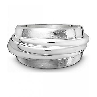 QUINN - Ring - Dames - Zilver 925 - Breedte 56 - 220756