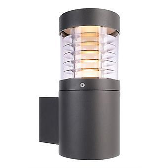 Led exterior wall lamp Ortis dark grey 120x260 3000K 15W