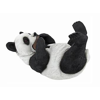 Adorable Baby Panda Tabletop Wine Bottle Holder