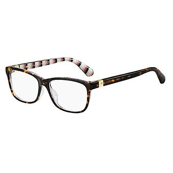 Kate Spade Calley 086 Dark Havana Glasses