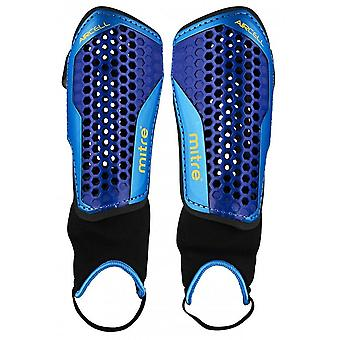 Mitre aircell carbon shin pads and ankle guards/pads