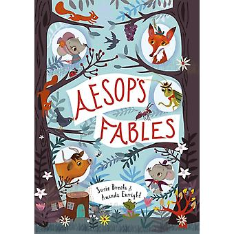 Aesops Fables by Susie Brooks