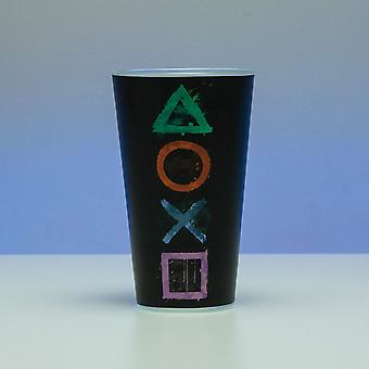 PlayStation Drinking Glass Multi-Colour
