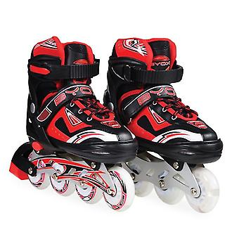 Byox Inliner Kids and Skates 2 in 1 Iceberg Size M 34-37, ABEC-7 Bearings