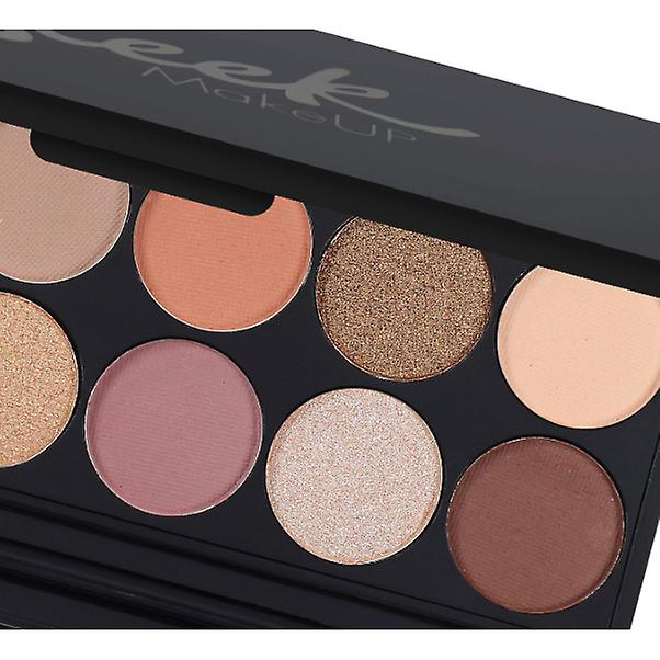 Mineral Based Eyeshadow Palette A New Day