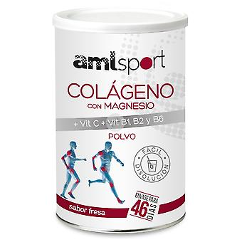 Amlsport Collagen + B1-B2-B6 + magnesium pulver 350 gr
