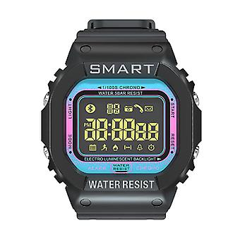 Lokmat MK22 Waterproof Sport Smartwatch Fitness Activity Tracker Smartphone Watch iOS Android iPhone Samsung Huawei Blue