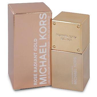 Michael kors steg strålende guld eau de parfum spray af michael kors 543159 30 ml