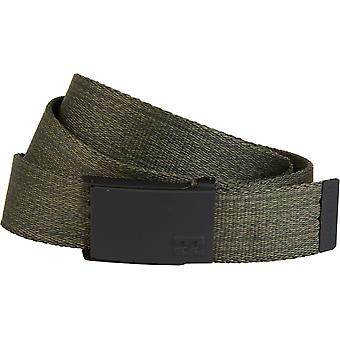 Billabong Woven Cotton Web Belt With Bottle Opener ~ Cog military