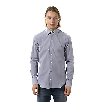 Men's Light Blue Long Sleeve Shirts