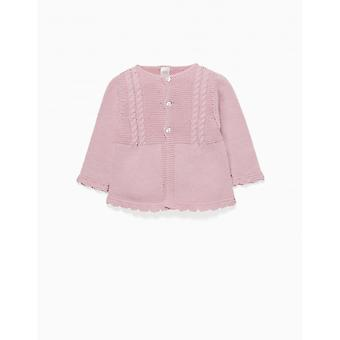 Zippy Nb Cardigan Pink