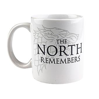 Game of Thrones, Mug - The North Remembers