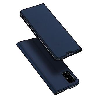 DUX DUCIS Pro Series case Samsung Galaxy A71 - Dark Blue