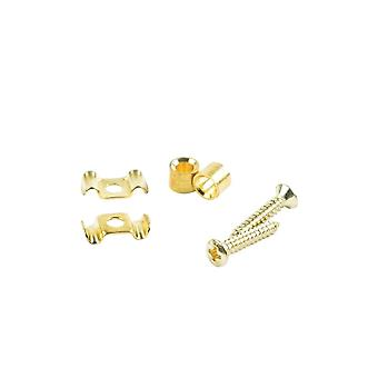 Kluson Replacement Vintage String Guides For Fender (set Of 2)