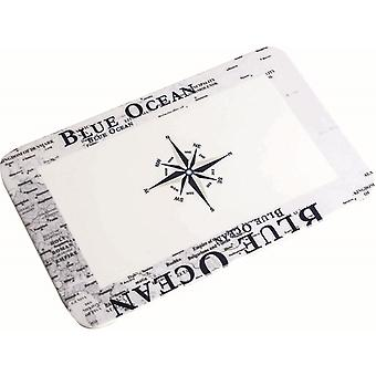 Blue Ocean Cutting Board