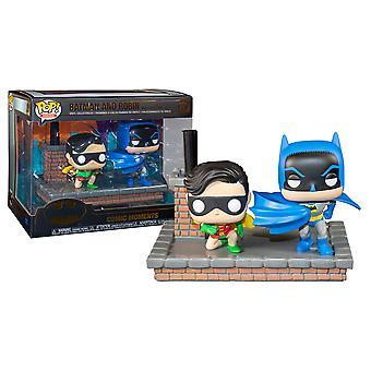 باتمان (1966) نظرة باتمان وروبن لحظات هزلية البوب! الفينيل