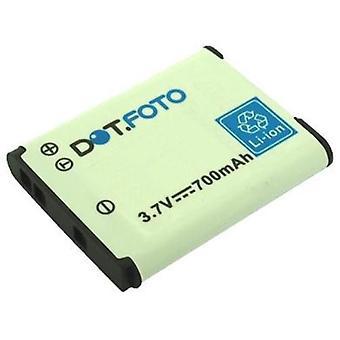 Sony NP-BJ1 premie erstatning oppladbare kameraet batteriet fra Dot.Foto - 3,7 v / 700mAh - 2 års garanti for Sony RX0 ultra-kompakt kamera