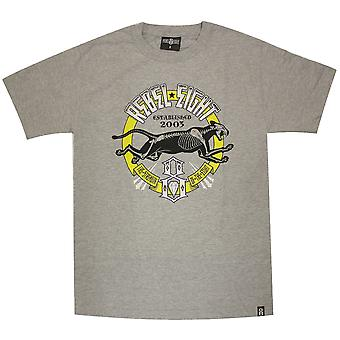 REBEL8 Strength Of The Eight T-shirt Heather Grey