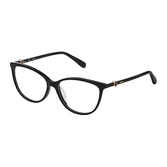 Mulberry VML019 0BLK Black Super Black Glasses