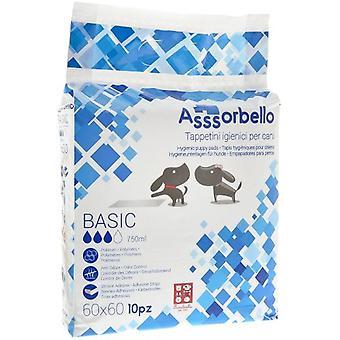 Ferribiella Basic Pads 60x60 12x10 pcs W. Polymer