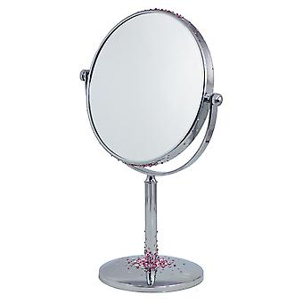Luxury pedestal mirror Pinky ACSC-2