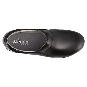 Alegria Womens Eryn Leather Closed Toe Loafers