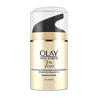 Olay total effects advanced anti-aging skincare, 1.7 oz