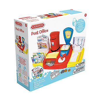 Casdon Post Office Toy Set Fingir Play Ages 3 Years +