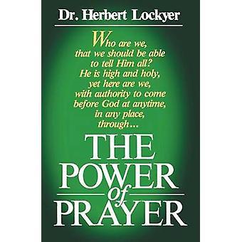 Power of Prayer by Lockyer & Herbert
