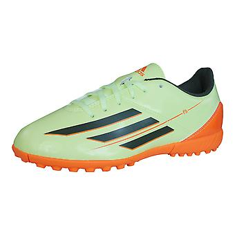 Adidas F5 TRX TF J Boys Calcio formatori / stivali - verde