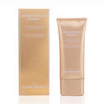Firming Neck et D colletage Cream Suprem'advance Premium Jeanne Piaubert