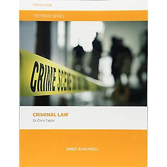 Criminal Law by Professor Alan Reed - 9780414032941 Book