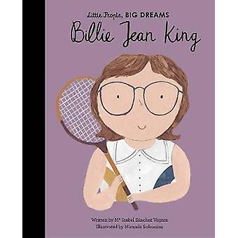 Billie Jean King by Maria Isabel Sanchez Vegara - 9780711246935 Book