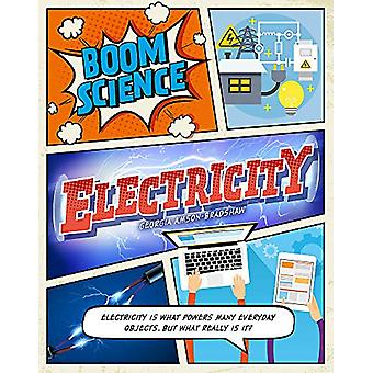 BOOM! Science - Electricity by Georgia Amson-Bradshaw - 9781526306579