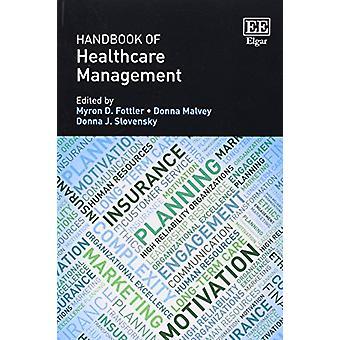 Handboek healthcare management door Myron D. Fottler - 9781783470150