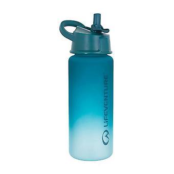 Nieuwe Lifeventure Flip Top Bottle Blue