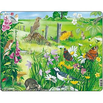 Larsen Jigsaw Puzzle - Nature, 20 Piece