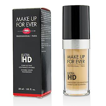Ultra hd invisible cover foundation # y255 (sand beige) 216509 30ml/1.01oz