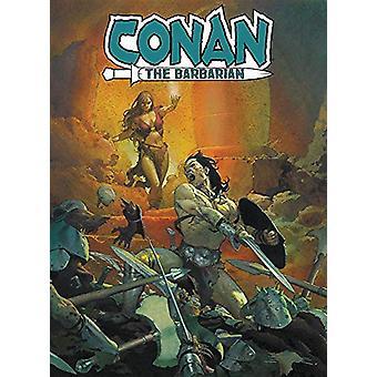Conan The Barbarian Vol. 1 by Jason Aaron - 9781302915025 Book