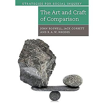 The Art and Craft of Comparison by John Boswell - 9781108460668 Book