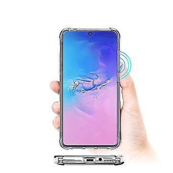 Transparente mobile Hülle für Samsung Galaxy A91/M80S/S10LITE