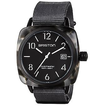 Briston Clubmaster Classic Quartz Mens Watch 15240.PBAM.GT.3.NG