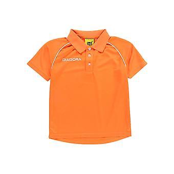 Diadora Madrid Polo Shirt Junior Boys