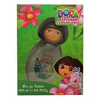 Dora The Explorer Dora & Boots Eau de Toilette 100ml EDT Spray